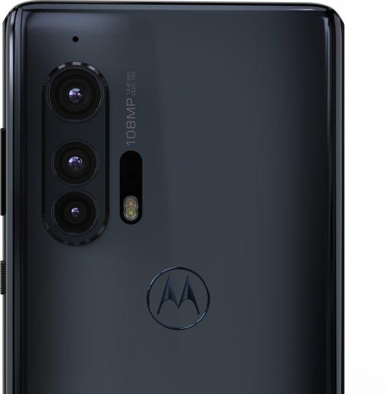 Motorola Edge+ 5G -Android-puhelin, harmaa, kuva 6