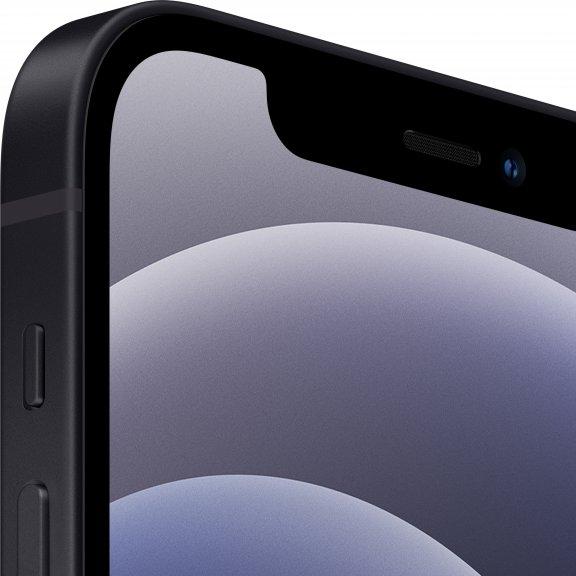 Apple iPhone 12 128 Gt -puhelin, musta, MGJA3, kuva 3