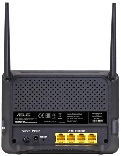 ASUS 4G-N12 -LTE-modeemi ja WiFi-tukiasema, kuva 2