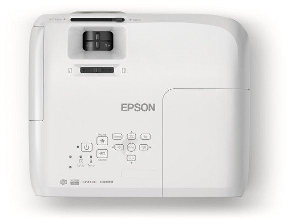 Epson EH-TW5300 3LCD 3D Full HD -kotiteatteriprojektori, kuva 4