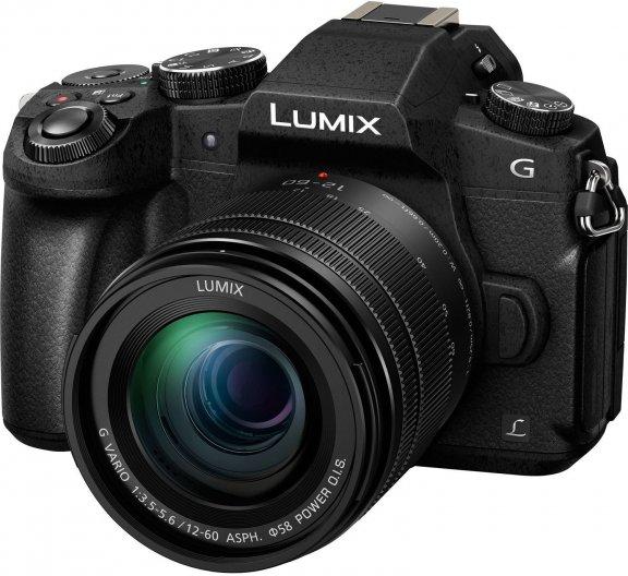 Panasonic G80 -järjestelmäkamera 12-60 mm:n objektiivilla, kuva 2