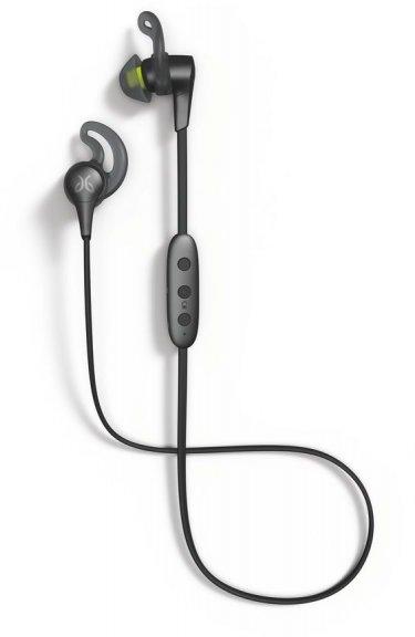Jaybird X4 -Bluetooth nappikuulokkeet urheiluun, Black Metallic/Flash
