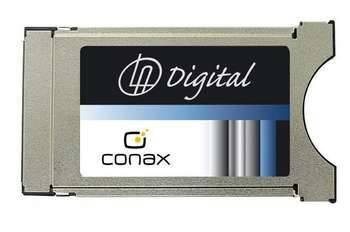 LA Digital Conax CA kortinlukija CI-liitäntään