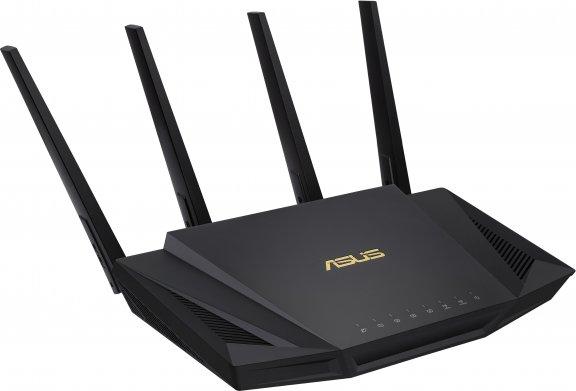 Asus RT-AX58U Dual-band -WiFi6-reititin