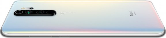 Xiaomi Redmi Note 8 Pro -Android-puhelin Dual-SIM, 64 Gt, valkoinen, kuva 6