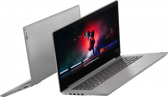 """Lenovo IdeaPad 3 14"""" kannettava, Win 10 S, harmaa, kuva 9"""
