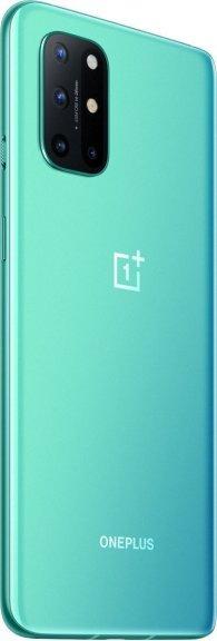 OnePlus 8T -Android-puhelin, 128/8Gt, Aquamarine Green, kuva 2