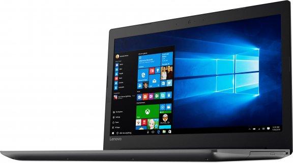 """Lenovo IdeaPad 320 15,6"""" kannettava, Win 10 64-bit, musta, kuva 5"""