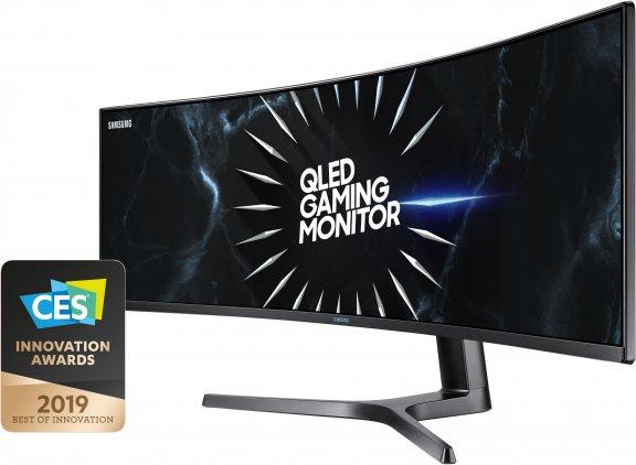"Samsung Odyssey C49RG90 49"" -pelinäyttö, kuva 4"