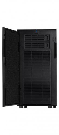 Fractal Design Define R4 Black Pearl - ATX-kotelo ilman virtalähdettä, väri musta, kuva 5