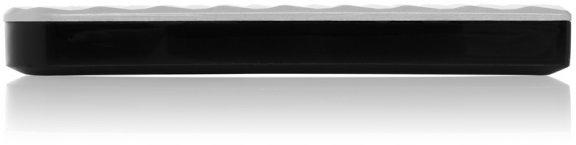 Verbatim Store 'n' Go 500 Gt -ulkoinen kovalevy, hopea, kuva 3