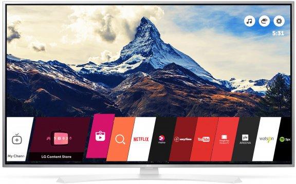 "LG 49UH664V 49"" Smart 4K Ultra HD LED -televisio"