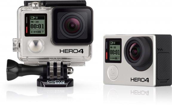 GoPro HERO4 Black 4K Standard Edition