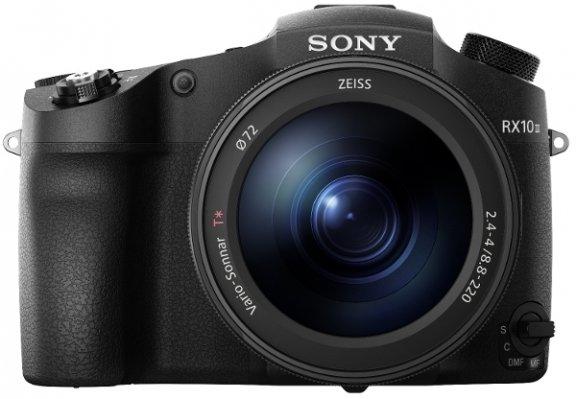 Sony RX10 III -digikamera