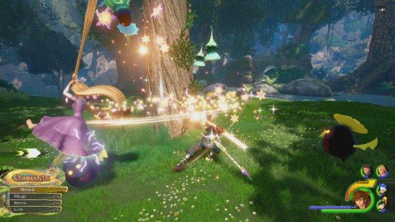 Kingdom Hearts 3 - Deluxe Edition -peli, PS4, kuva 6
