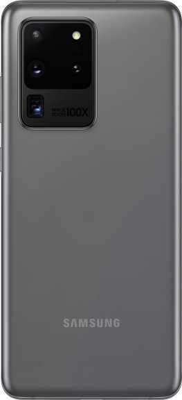 Samsung Galaxy S20 Ultra 5G -Android-puhelin, Cosmic Gray, kuva 4