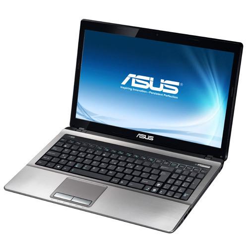 """Asus X53SC 15.6""""/HD/Intel i5-2430M/GT 520MX/4GB/500G/7HP64 -kannettava tietokone, kuva 3"""