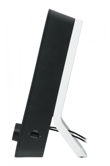 Logitech Z200 -stereokaiuttimet, musta, kuva 4