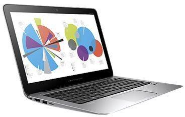 """HP EliteBook Folio 1020 G1 12,5"""" -kannettava, Win 7 Pro 64-bit"""