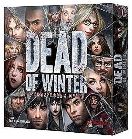 Dead of Winter: A Crossroads Game -lautapeli