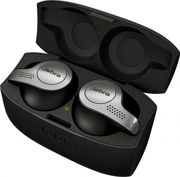Jabra Elite 65t -Bluetooth-kuulokkeet, musta, kuva 3