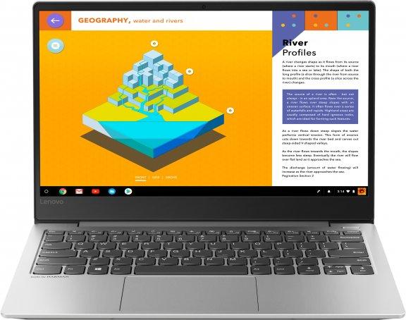 """Lenovo Ideapad S530 13,3"""" -kannettava, Win 10 64-bit, harmaa, kuva 2"""