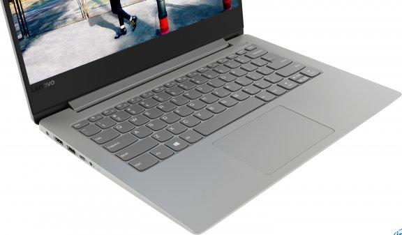 """Lenovo Ideapad 330S 14"""" kannettava, Win 10 Home S, harmaa, kuva 5"""