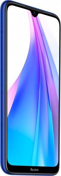 Xiaomi Redmi Note 8T -Android-puhelin Dual-SIM, 64 Gt, sininen, kuva 4