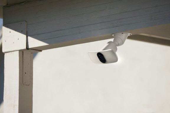 Arlo Pro 3 Floodlight -valvontakamera 2K-tarkkuudella ja LED-valaisimella, valkoinen, kuva 8