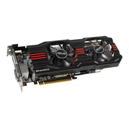 Asus HD7850-DC2-2GD5-V2 Radeon HD7850 2GB GDDR5 -näytönohjain PCI-e-väylään, kuva 2