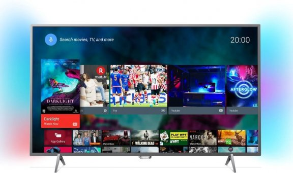 "Philips 55PUT6401 55"" Smart Android 4K Ultra HD LED -televisio, kuva 5"