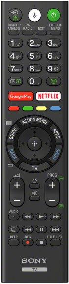 """Sony KD-55XG8096 55"""" Android 4K Ultra HD Smart LED -televisio, kuva 6"""