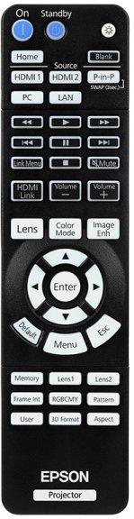 Epson EH-TW9300 3LCD Full HD 3D 4K-skaalattu -kotiteatteriprojektori, kuva 6