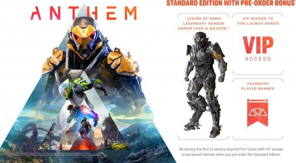 Anthem-peli, PS4, kuva 2