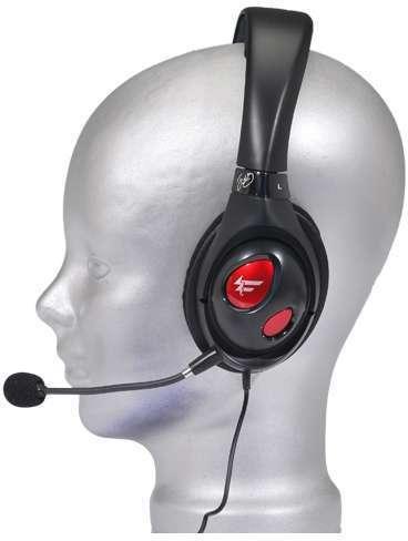 Creative Fatal1ty -kuulokemikrofoni, kuva 3