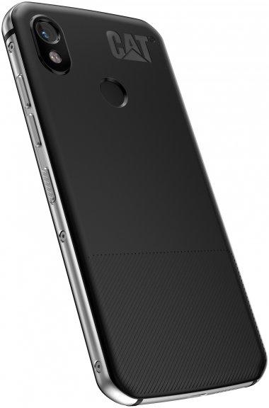Cat S52 -Android-puhelin Dual-SIM, 64 Gt, musta, kuva 3