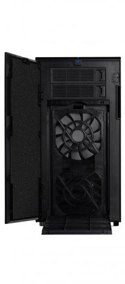 Fractal Design Define R4 Black Pearl - ATX-kotelo ilman virtalähdettä, väri musta, kuva 6