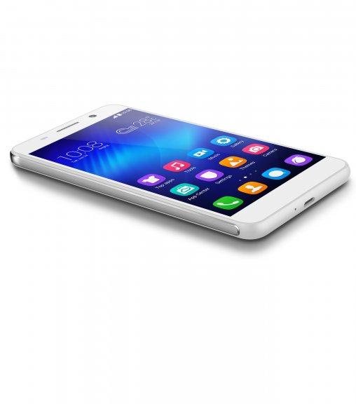 """Honor 6 5"""" Android-puhelin, valkoinen, kuva 3"""
