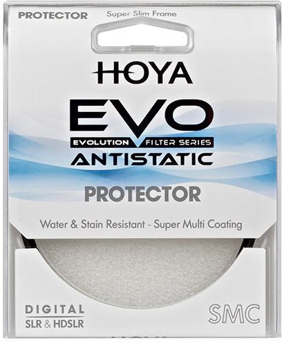 Hoya 77 mm Fusion/EVO Antistatic PROTECTOR -suojasuodin, kuva 2