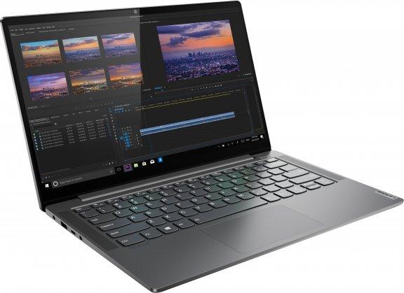 """Lenovo Yoga S740 14"""" -kannettava, Win 10 Pro 64-bit, harmaa, kuva 6"""