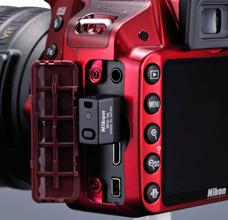 Nikon WU-1a langaton sovitin, kuva 2