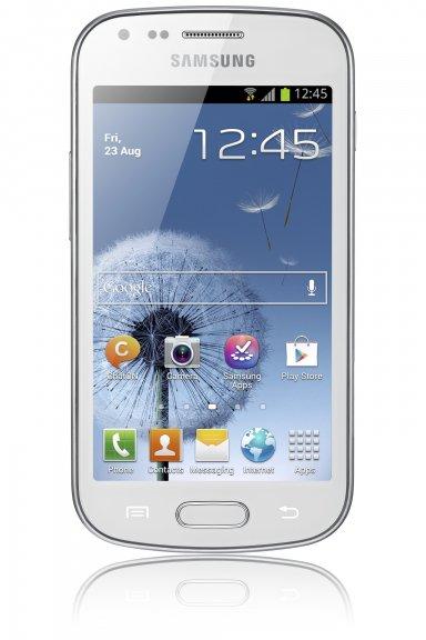 Samsung Galaxy Trend (S7560), valkoinen
