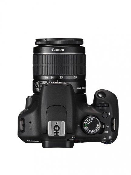 Canon EOS 1200D KIT 18-55 IS II järjestelmäkamera, kuva 4