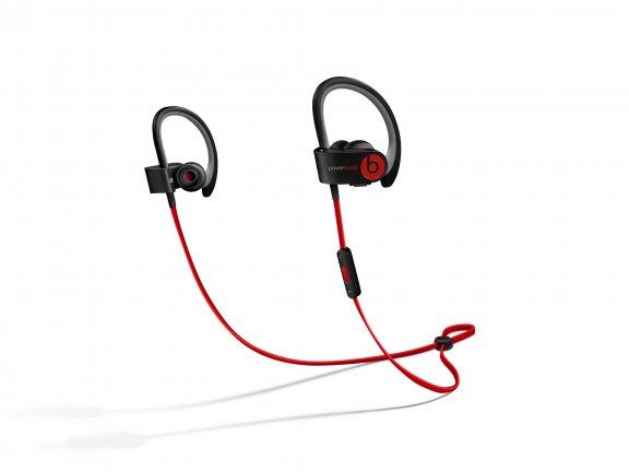 Beats Powerbeats2 Wireless -nappikuulokkeet, musta