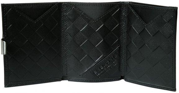 Exentri lompakko, black chess (musta), kuva 3