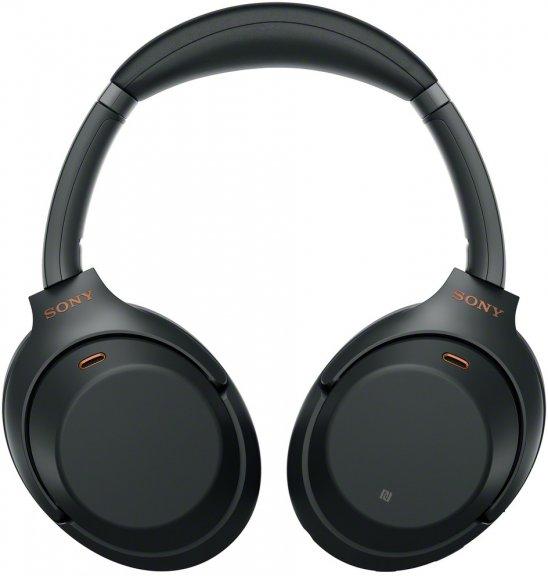 Sony WH-1000XM3 -Bluetooth-vastamelukuulokkeet, musta, kuva 3