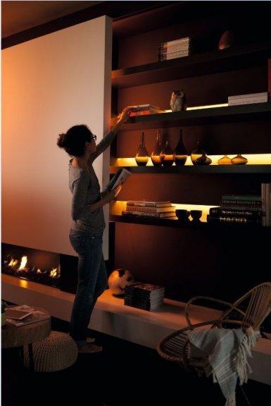 Philips Hue LightStrips Plus -valonauha, Bluetooth, 2m aloituspakkaus, kuva 10