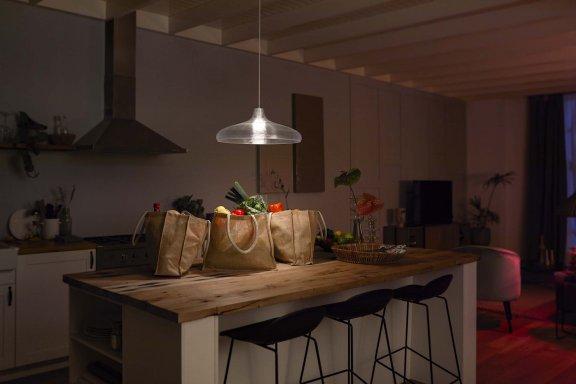 Philips Hue -älylamppu, BT, White, E27, 1600 lm, kuva 16