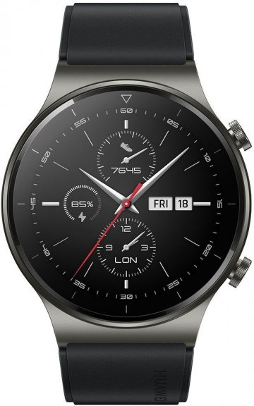 Huawei Watch GT2 Pro, musta, kuva 2
