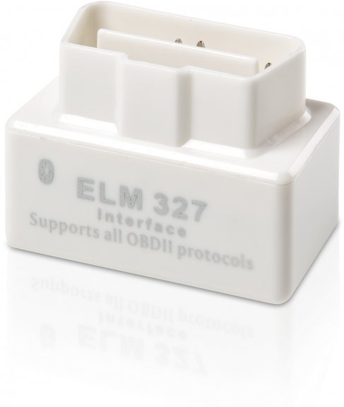 Fuj:tech OBD II ELM327 Bluetooth diagnostiikka-anturi
